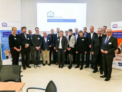Gruppenfoto Magdeburger Stiftungstreffen